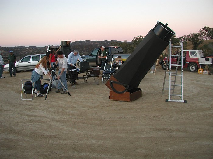 Star Party Hill