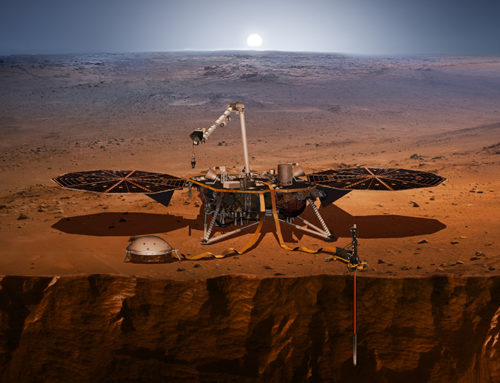 JPL guest talk about the Mars InSight Mission