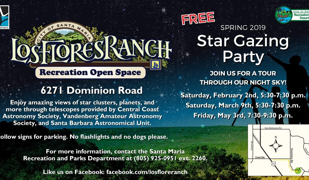 Los Flores Ranch Star Party
