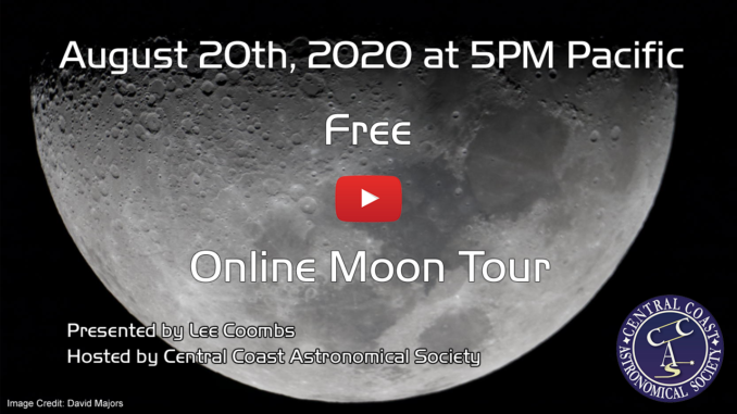 Moon Tour YouTube Link