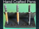 Hand Crafted Pen Examples
